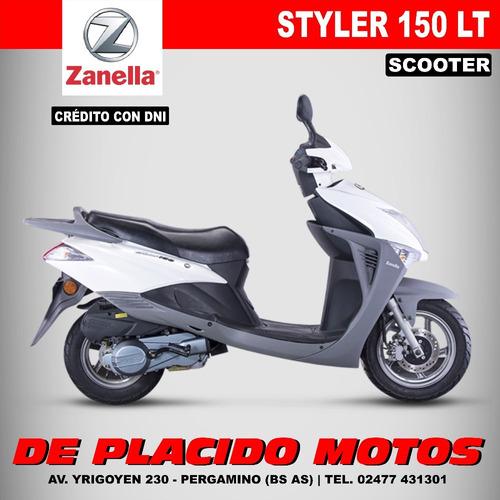 zanella styler 150 lt