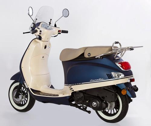 zanella styler 150 moto scooter