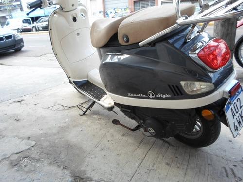 zanella styler 150 motos