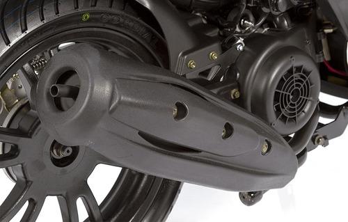 zanella styler 150 r16 0km 2018 blanco 999 motos quilmes