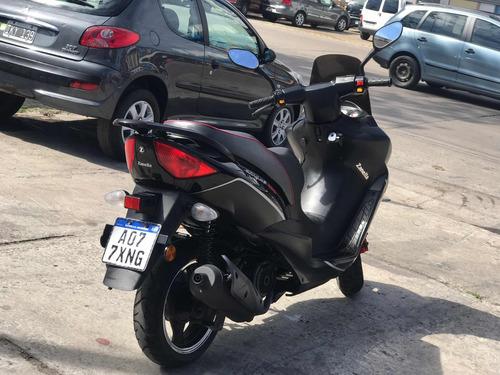 zanella styler 150cc año 2018 100% financiada