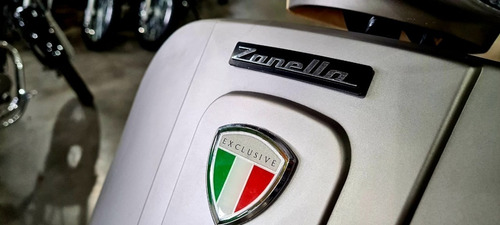 zanella styler 150cc exclusive ed.li -envios a todo el país!