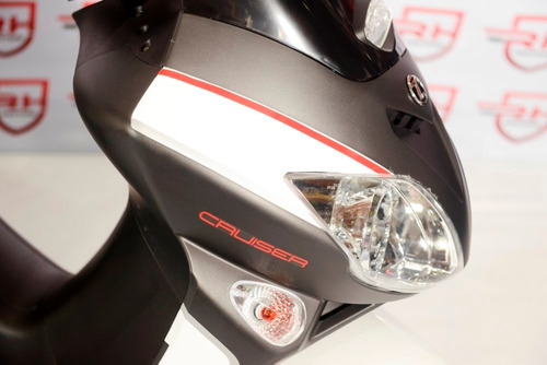 zanella styler cruiser 150. en rh motos. san fernando