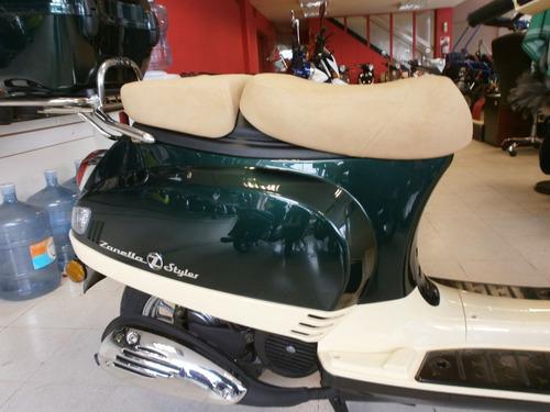 zanella styler exclusive 150 z3  vespa vintage retro