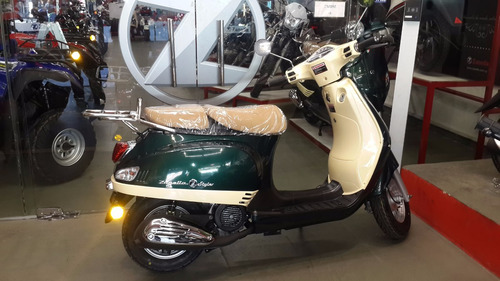 zanella styler exclusive 50 cc totalmente automatica scooter