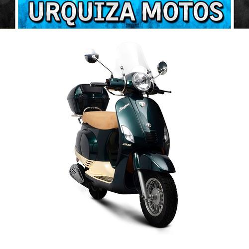 zanella styler exclusive moto scooter