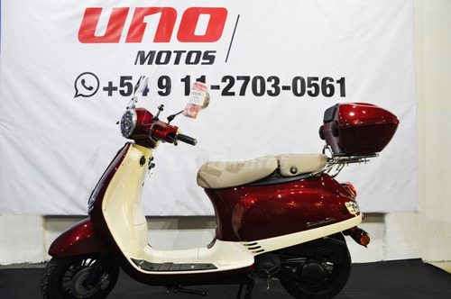 zanella styler exclusive z3 150 0km scooter 150cc
