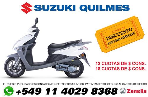 zanella styler rt 150 0km scooter ciclomotor econo mate