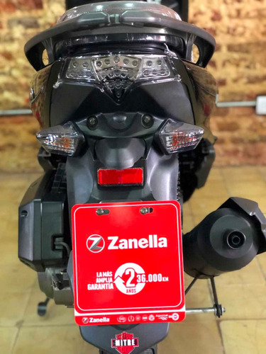 zanella styler x 150