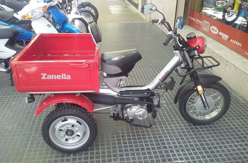 zanella tricargo 100cc okm lavalle motos