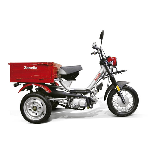 zanella tricargo 110 4 tiempos 0km urquiza motos