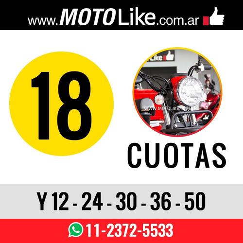 zanella tricargo 110 lt utilitario triciclo 125 xt anticipo
