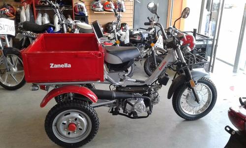 zanella tricargo 110cc 0km  tamburrino motos