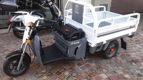 zanella tricargo 125 0km carro carga tri cargo motocarro