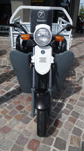 zanella tricargo 125 0km moto carro nuevo cargo triciclo 999