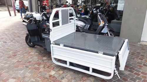 zanella tricargo 125 0km moto carro nuevo cargo triciclo
