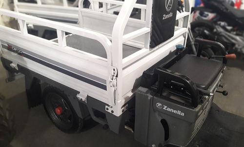 zanella tricargo 125