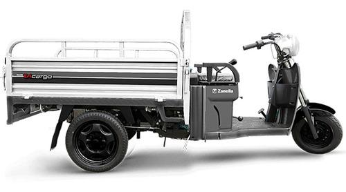 zanella tricargo 125 xt utilitario motocarro 0km