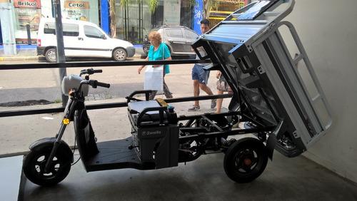 zanella tricargo 125 xt volcadora ahora12 /prest. personales