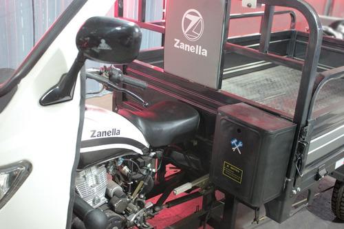 zanella tricargo z max 200 con cabina 0km - 2018 outlet -