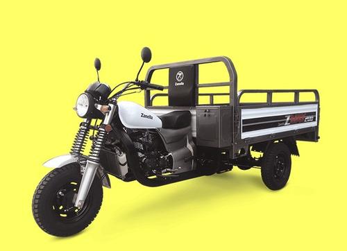 zanella tricargo zmax 200 2018 0km carro motocarro 999 motos