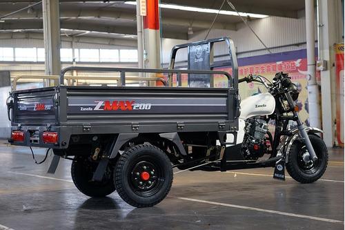 zanella z-max 200 200cc tricargo 2018 0km financiamos!