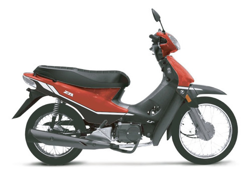 zanella zb 100 0km cycles motoshop