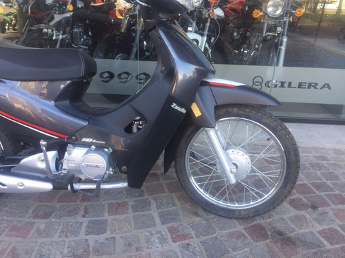zanella zb 110 0km 100% financiada biz wave crypton blitz