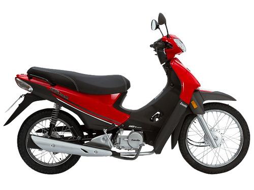 zanella zb 110 0km 2019 moto ciclomotor 999 quilmes