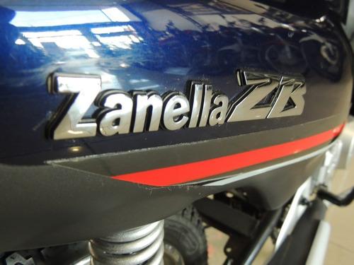 zanella zb 110 base 2018 0km z1 ahora 12 ahora 18 cuotas
