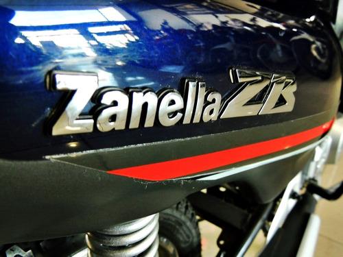 zanella zb 110 base 2021 0km z1 tarjeta cuotas ahora 12 a18