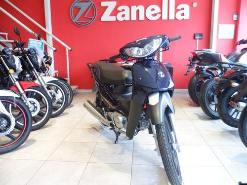 zanella zb 110 full pedi la promo de alarma y casco !!