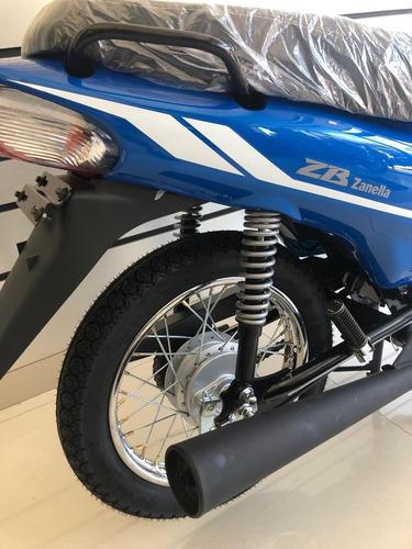 zanella zb 110 le 2019 0km cub 999 motos z b