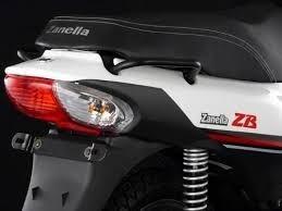 zanella zb 110 lt 0km. 100% financ bb motonautica
