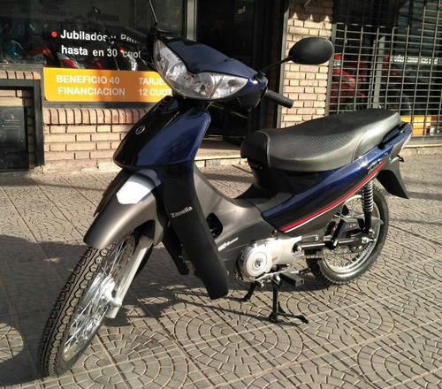 zanella zb 110 okm financiacion exclusiva