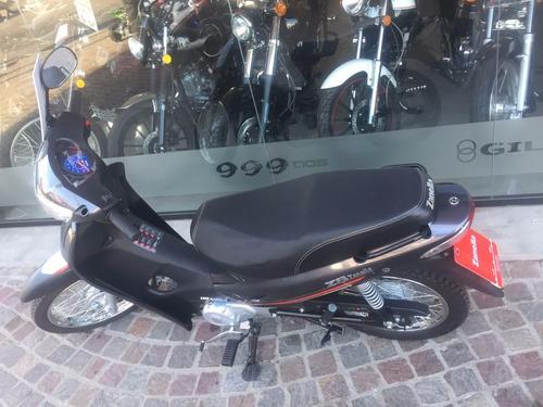 zanella zb 110 z1 0km 2018 ciclomotor base 999 motos