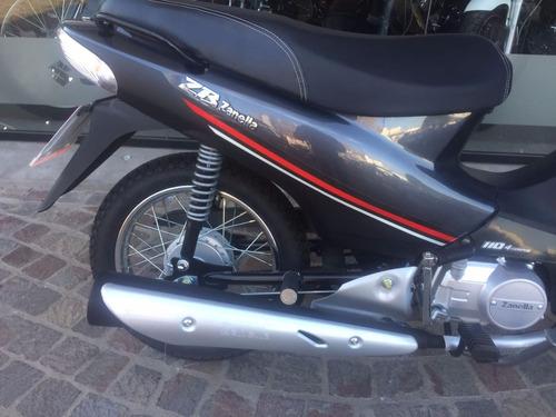 zanella zb 110 z1 base 0km ciclomotor 999 motos nueva biz