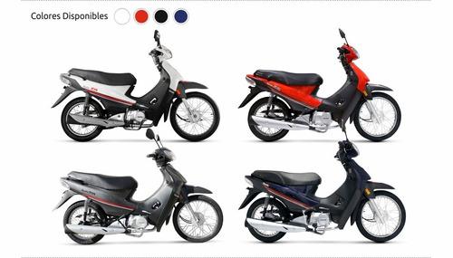 zanella zb 110 z1 base 0km - tamburrino motos