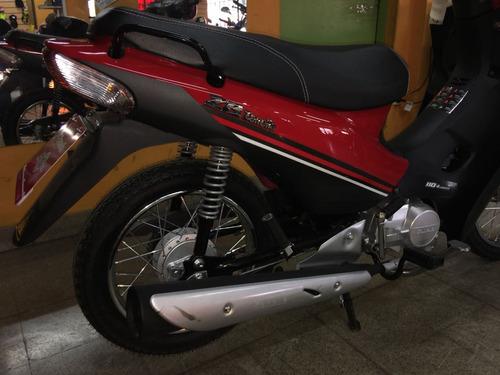 zanella zb 110cc automatica 0km - tamburrino motos