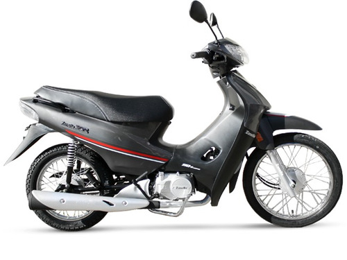 zanella zb110 automática - kamikaze motos