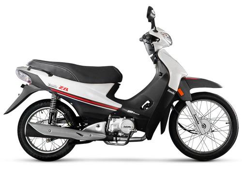 zanella zb110 rayos - kamikaze motos