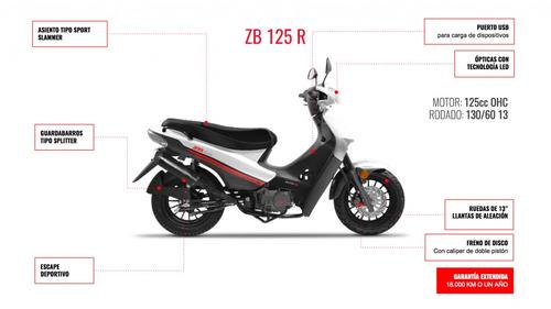 zanella zb125 r