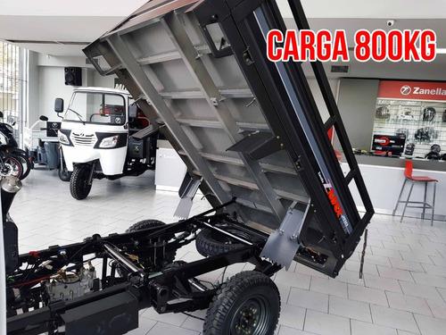 zanella zmax 200 s tricargo truck utilitario la rioja