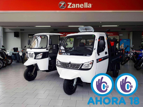 zanella zmax 200 s tricargo truck utilitario mendoza