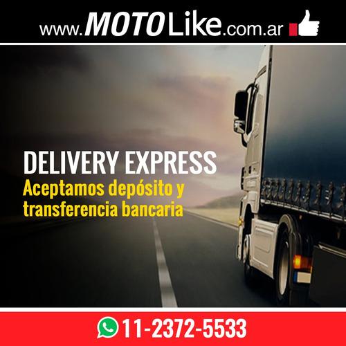 zanella zmax 200 s-truck tricargo utilitario carga blanca