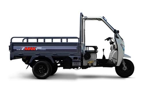 zanella zmax 200 s-truck  tricargo utilitario s truck