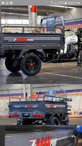 zanella zmax 200 truck