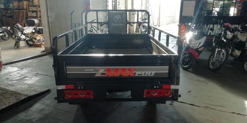 zanella zmax 200 z3 - panella motos
