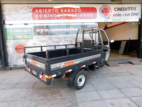 zanella zmax s truck 200  tricargo utilitario carga triciclo