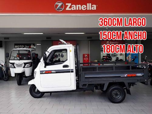 zanella zmax truck 200 z2 tricargo utilitario costa